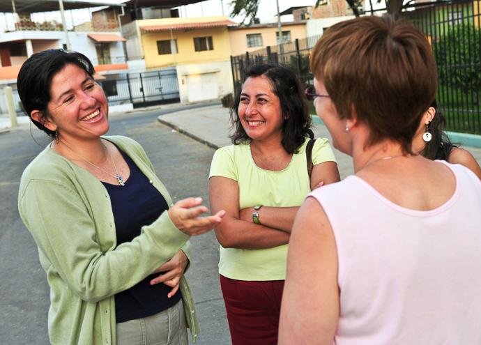 missionary care Peru