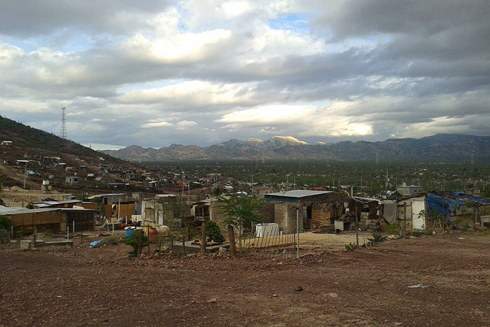 Community development, La Paz, Mexico
