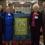 Retirees, former missionaries, supporting church members, appointees and staff gathered in Dallas for the first of eight Anniversary Events celebrating TEAM's 125 years of history. Photo by Joel Hager/TEAM