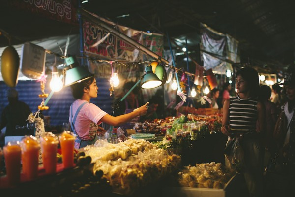 thailand night market