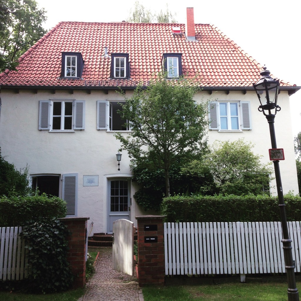 bonhoeffer house