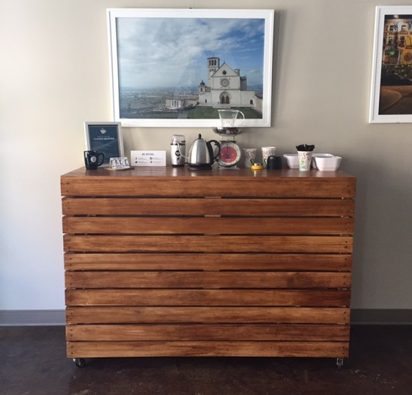 coffee bar missions place grapevine