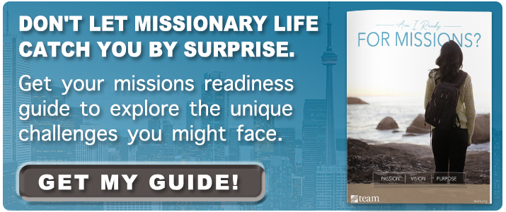 Don't let missionary life catch you by surprise. Get yoru missions readiness guide to explore the unique challenges you might face. Click here!