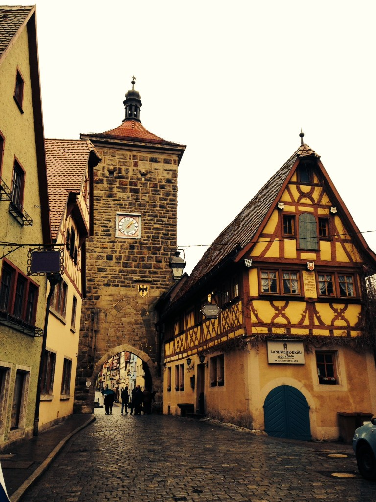 rothenburg bavaria missions in germany