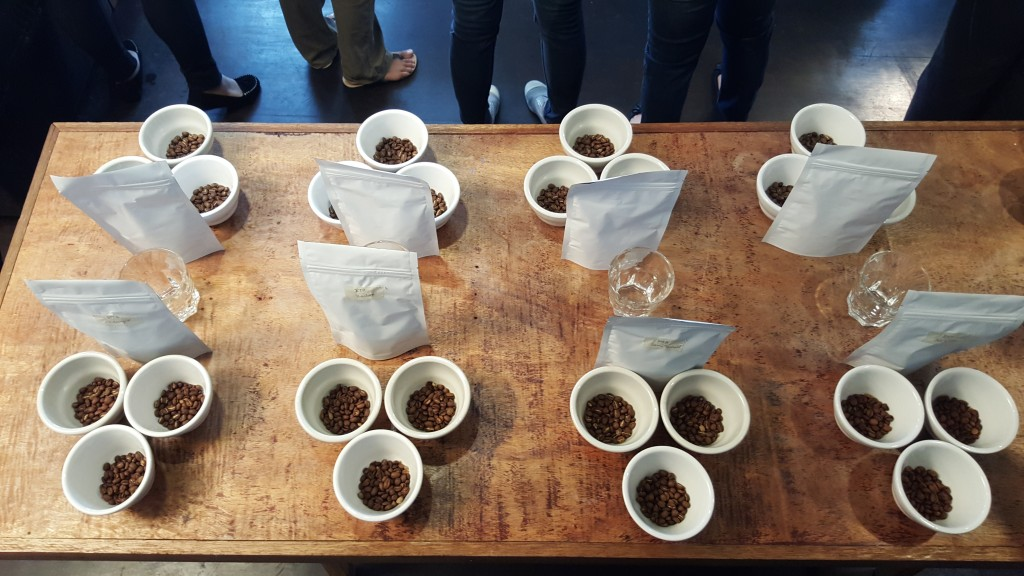 coffee shop ministry cupping