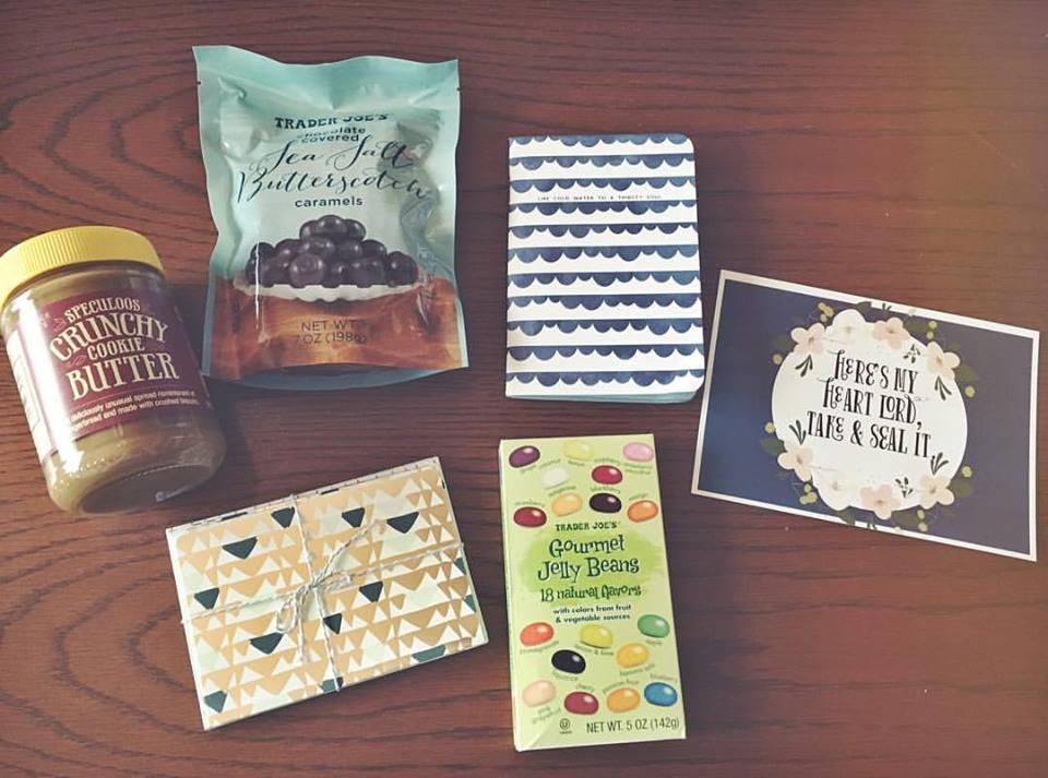 missionary care package