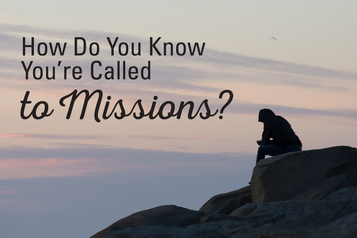 called to missions