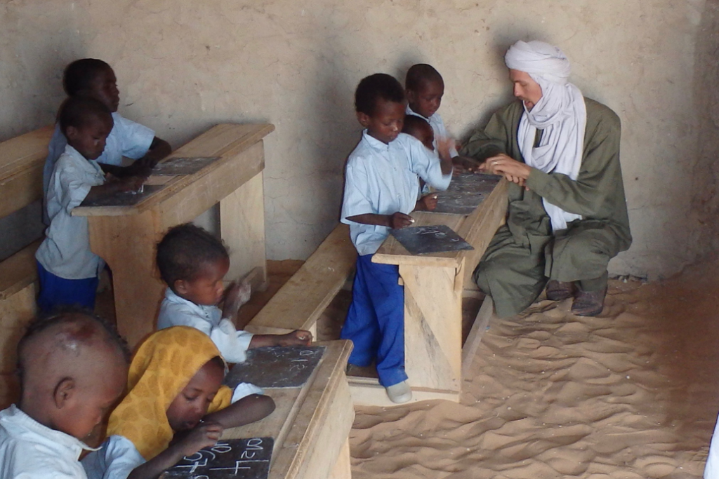 school in chad