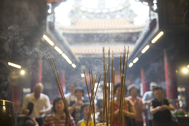 facts about taiwan religion