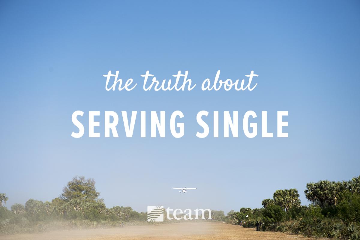 single missionary