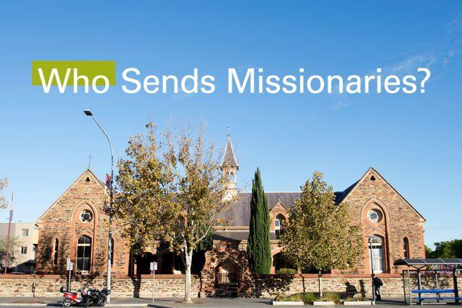 send missionaries
