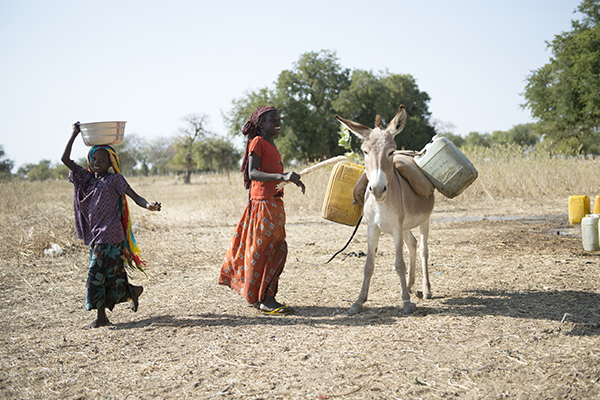 well water ministry in chad