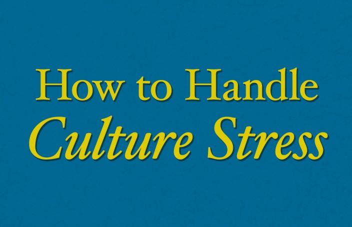 culture stress
