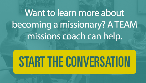 To Be a Missionary, Tell the Right Story - TEAM