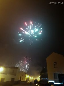 Christmas Fireworks in Guatemala