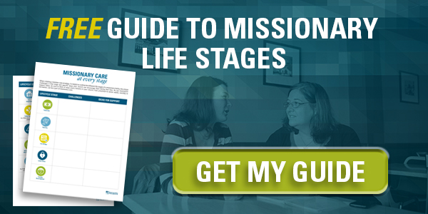 Free guide to missionary life stages - download now