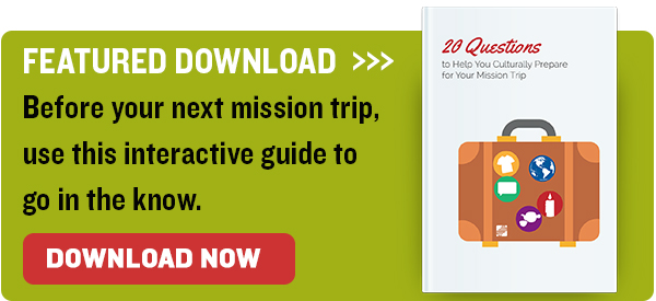 Featured Download: Before your next mission trip, use this interactive guide to go in the know. Download now!