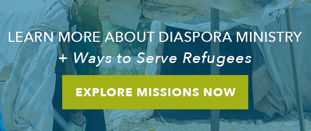 Learn more about diaspora ministry and ways to serve refugees. Explore missions now