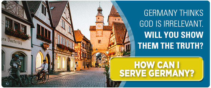 Click here for opportunities to serve in Germany!