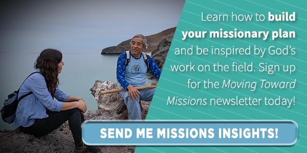 Apprenez à construire votre plan missionnaire et inspirez-vous de l'œuvre de Dieu sur le champ de mission. Inscrivez-vous à la lettre d'information