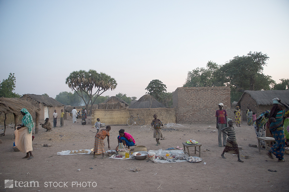 In Chad, Chadian missionaries work alongside British and North American workers to preach the Gospel.