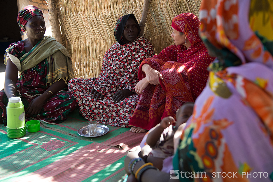 Harriet is one of many women across Chad who are learning how to follow Christ in the midst of persecution and rejection.
