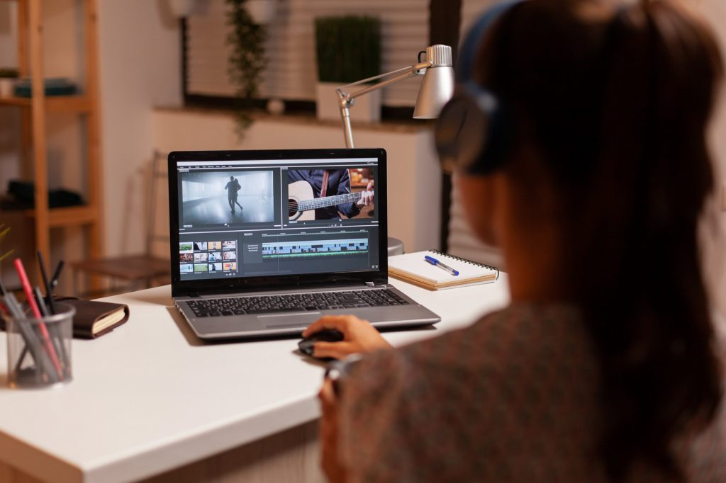 When it comes to video editing, start simple. Free or inexpensive programs are all you need to create a clear, compelling story.