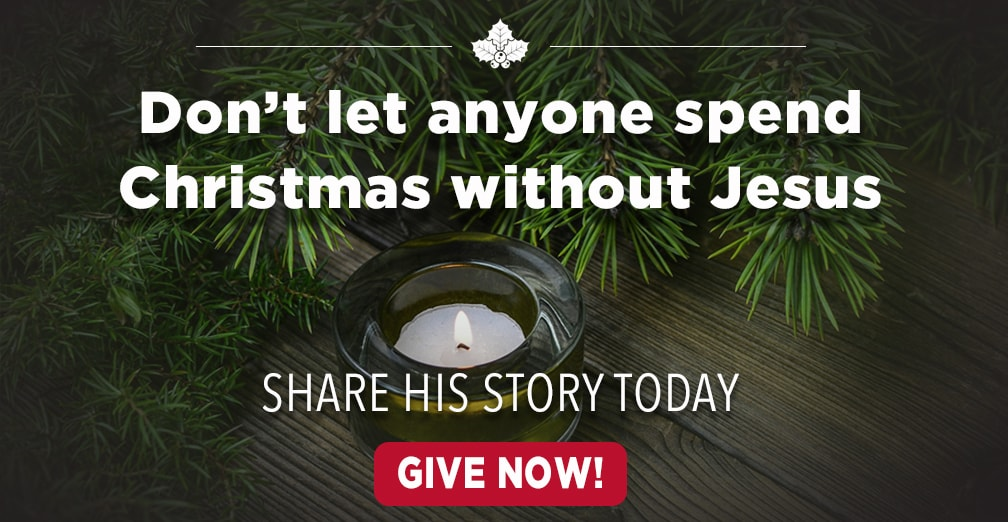 Give the Gospel for Christmas