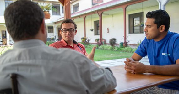 TEAM Missionaries